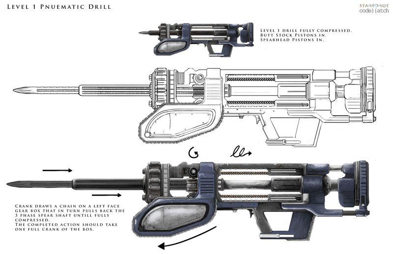 Level 1 drill finale